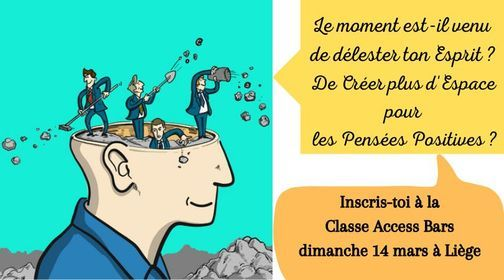 Formation Praticien(ne) Access Bars, 14 March   Event in Chaudfontaine   AllEvents.in