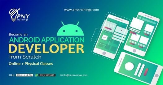 Become an Android Application Developer from Scratch, 26 May | Event in Lahore | AllEvents.in