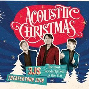 3JS  Acoustic Christmas  Muziekgebouw Eindhoven