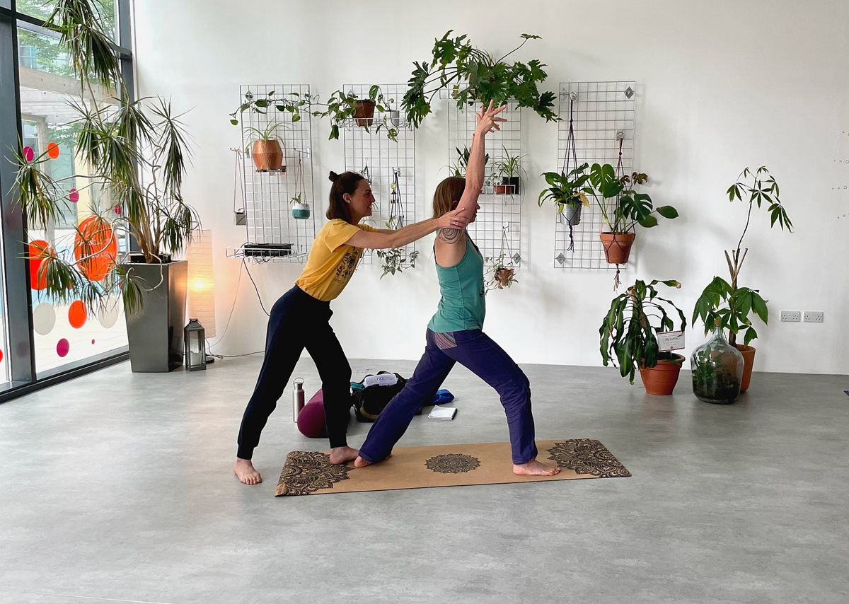 Adjustments: An introduction and refresher for yoga teachers, 11 December | Event in Leeds | AllEvents.in