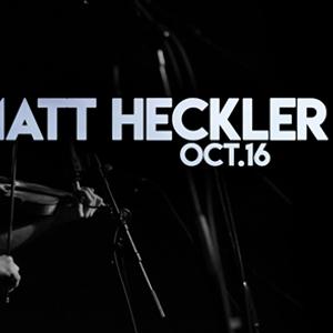 Matt Heckler with Casper Allen at Bourbon Theatre