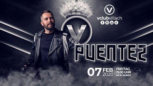 David Puentez LIVE at V-Club Villach