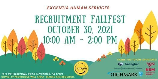Recruitment Fallfest, 30 October | Event in Lancaster | AllEvents.in