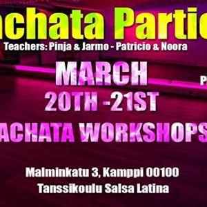 Sensual Bachata Weekend at Salsa Latina