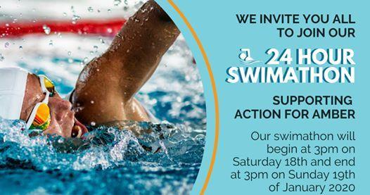 24 Hour Swimathon 31DayChallenge - Jan 2020