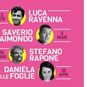 Chiesino Comedy Club - Rassegna di stand up comedy