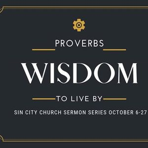 Proverbs Wisdom To live By