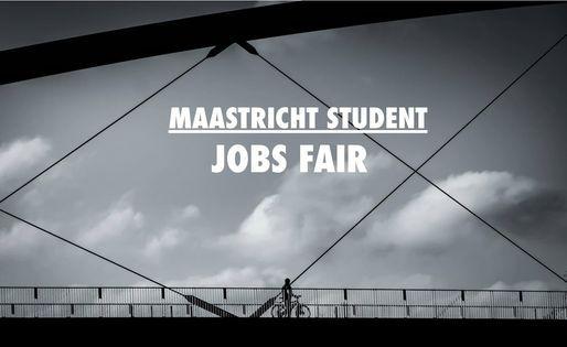 Maastricht Student Jobs Fair, 13 September | Event in Maastricht | AllEvents.in