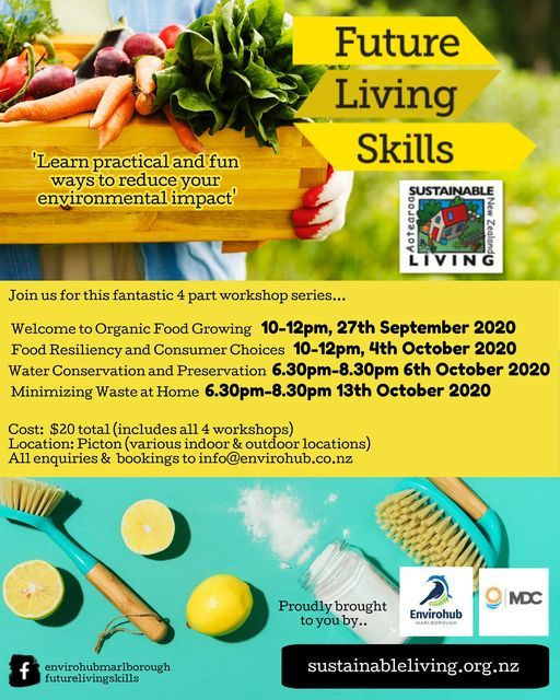 Future Living Skills Workshop Series