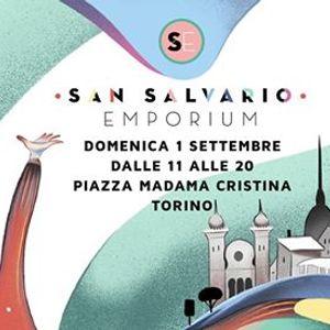 San Salvario Emporium  1 settembre
