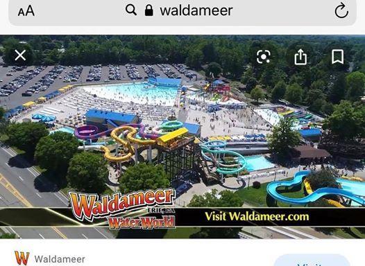 Chicora Elementary Waldameer Day