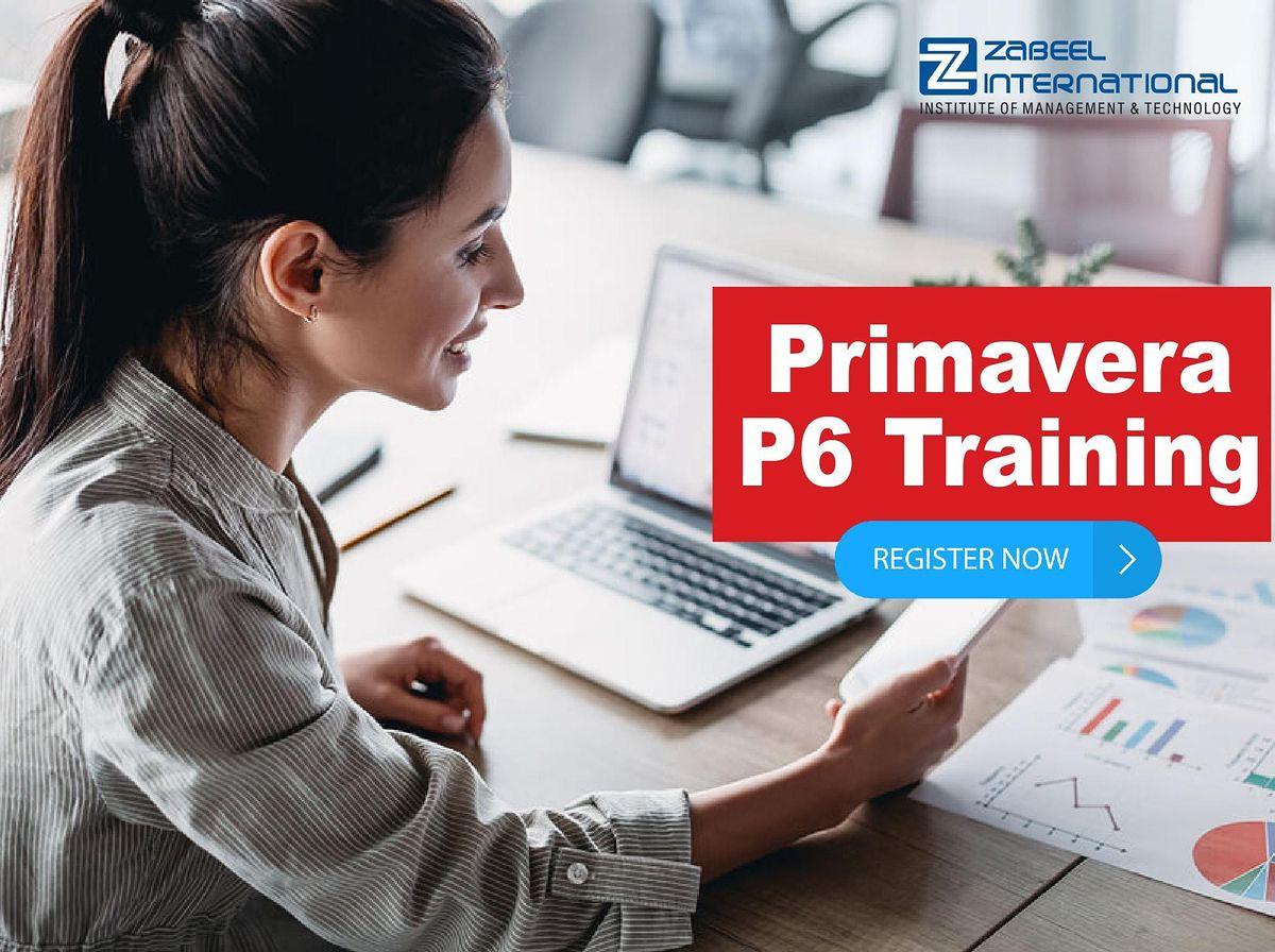 Primavera P6 Training Course in Dubai | Event in Dubai | AllEvents.in