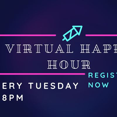 BLOC-O Virtual Happy Hour