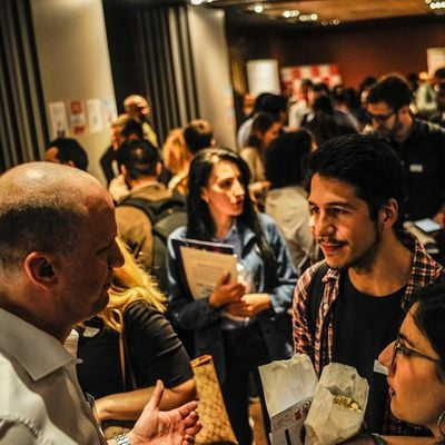 Lisbon Tech Job Fair  2021 by Techmeetups