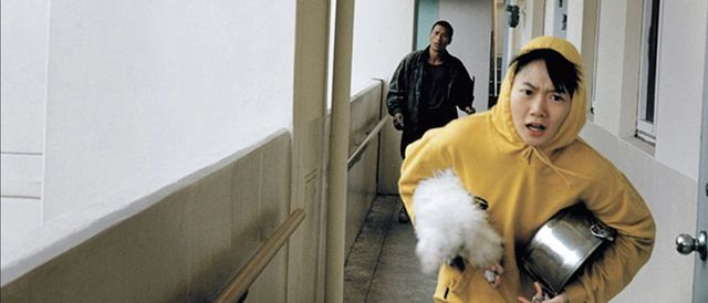 Sunday Cinematheque at the Chazen: Barking Dogs Never Bite, 17 October | Event in Madison | AllEvents.in