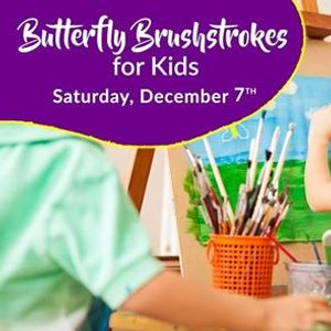 Brushstrokes for Kids Painting Class