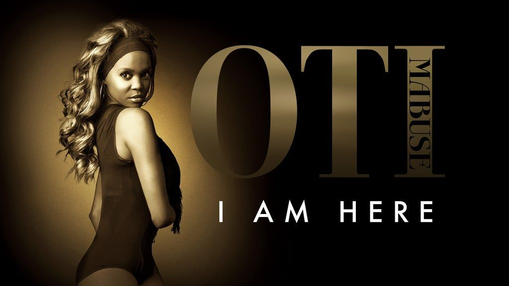 Oti Mabuse - I Am Here, 18 May   Event in Ipswich   AllEvents.in