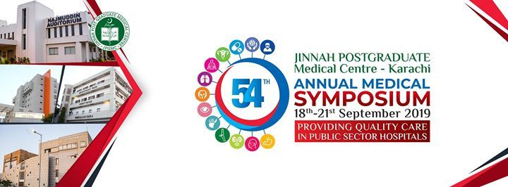 54th JPMC Annual Medical Symposium at Hashtag Advertising & Event