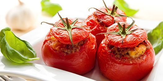 Summer Tomatoes (Live Online Cooking Demo)   Online Event   AllEvents.in