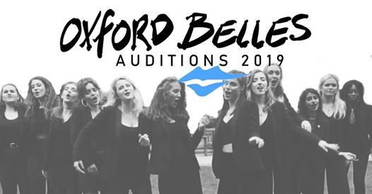 The Oxford Belles - Auditions 201920