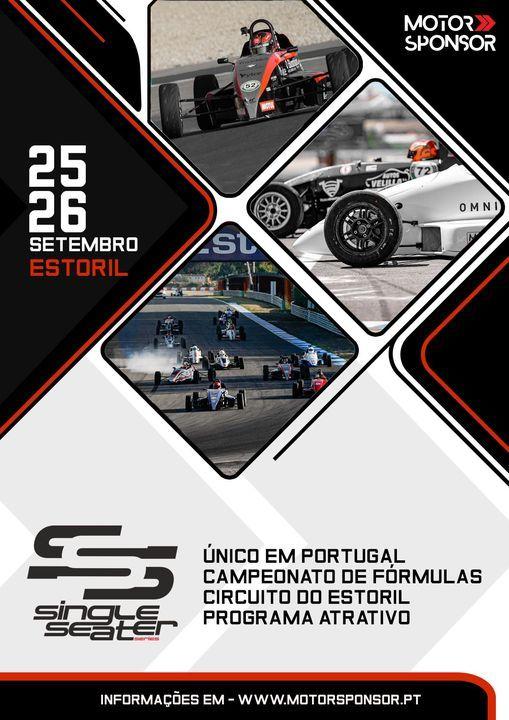 Single Seater Series 2021 - Prova 2 - Estoril   Event in Cascais   AllEvents.in
