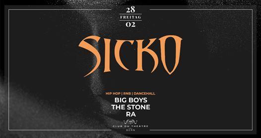 28.02 - SICKO - Trap & HipHop