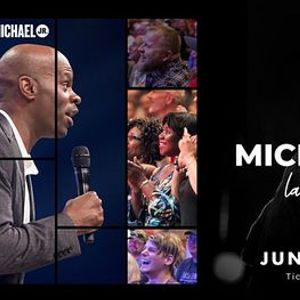 Michael Jr. LIVE Comedy Tour  Chandler AZ