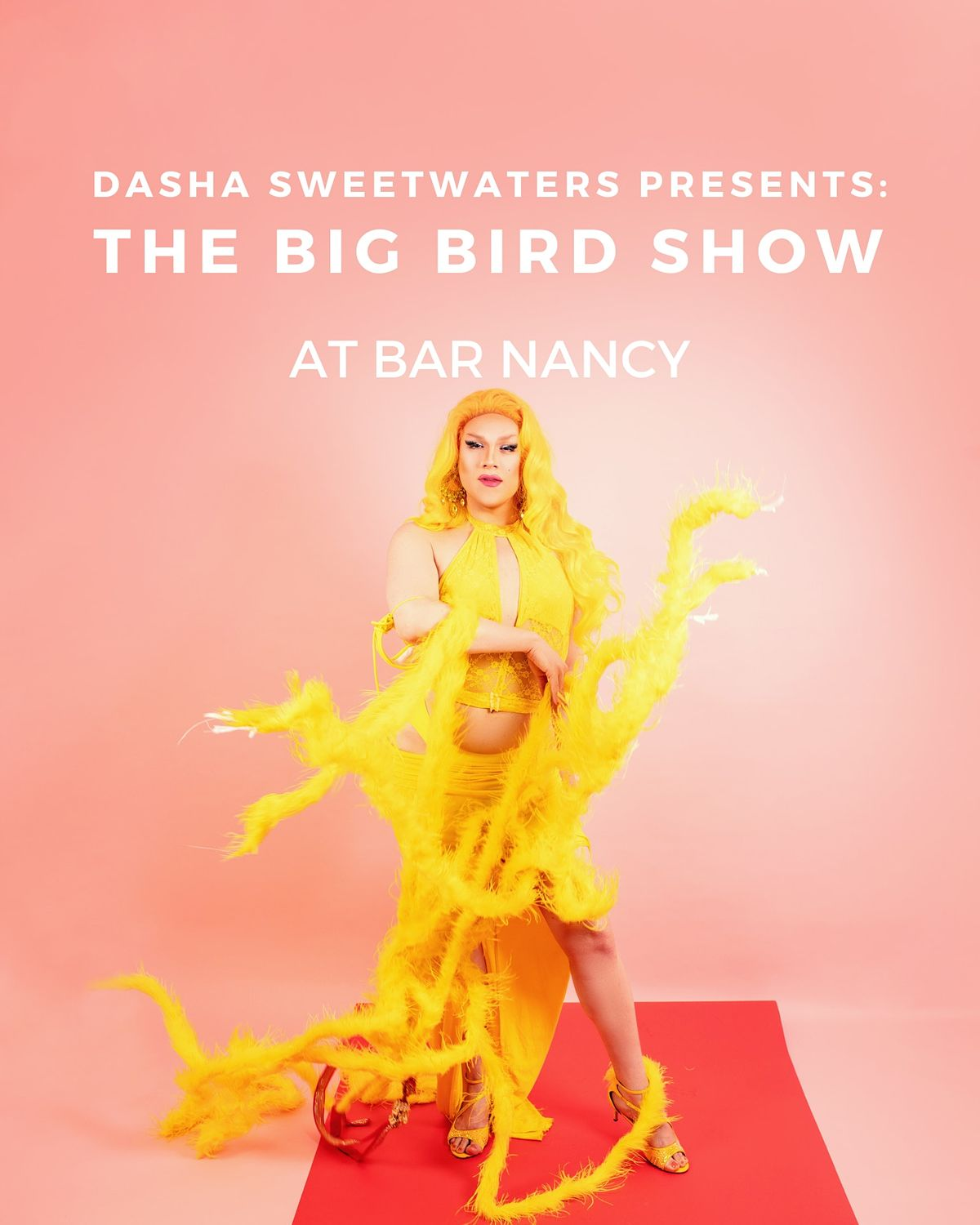 Dasha Sweetwaters Presents: The Big Bird Show, 10 October   Event in Miami   AllEvents.in