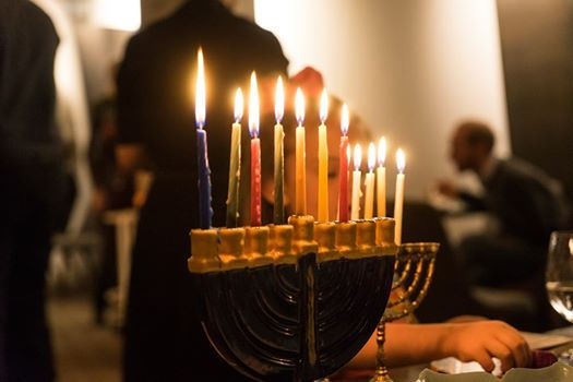 Home for the Holidays Hanukkah Party