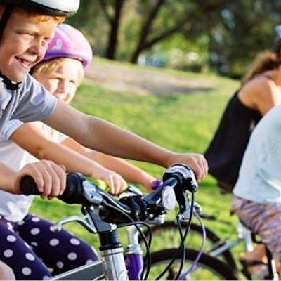 Childrens bike skills (Ashmore)