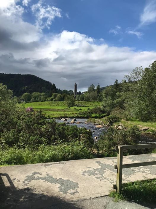 Glendalough and Camaderry