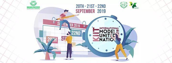KIIT International Model United Nations 2019