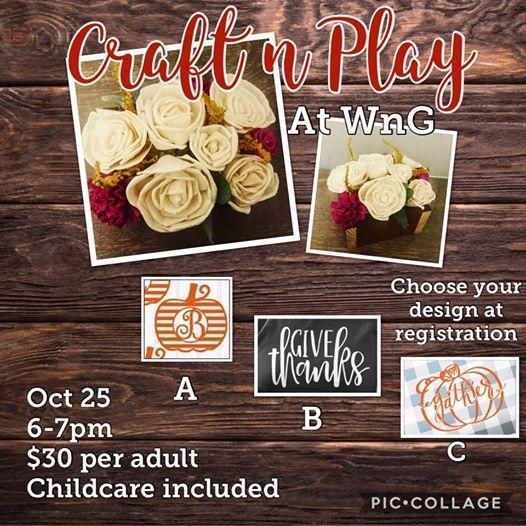 Craft n Play (PM)