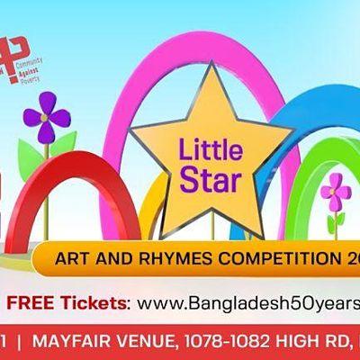Little Star  Art and Rhymes Celebrating Bangladesh 50 Years