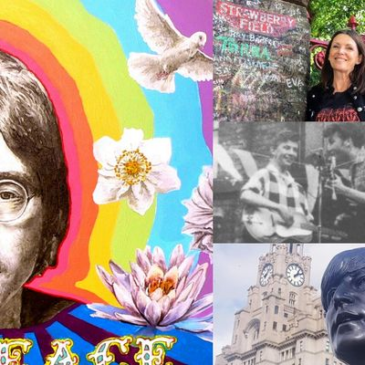 John Lennon Liverpool x New York Webinar