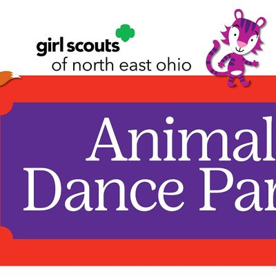 Not a Girl Scout Join us for an Animal Dance Party Norwalk OH