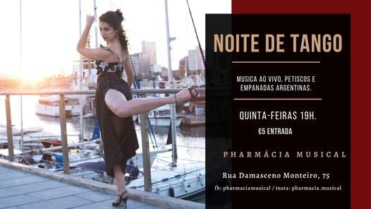 Noite de tango, 4 March | Event in Lisbon | AllEvents.in