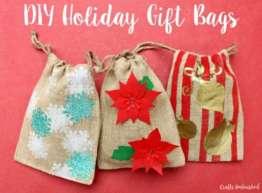 DIY Holiday Gift Bag, 2 December | Event in Prince George | AllEvents.in