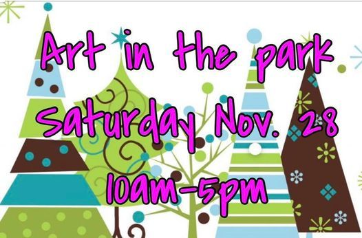 Art in the Park, 28 November | Event in Dahlonega | AllEvents.in