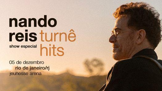 Nando Reis no Rio de Janeiro/RJ - Jeunesse Arena - 05/12/20, 5 December   Event in Palmas   AllEvents.in