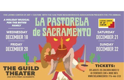 La Pastorela de Sacramento Holiday Musical