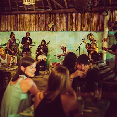 Jam Sessions at La Nave