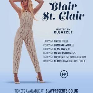 Blair St. Clair - 7th November 2021 - Norwich [14]