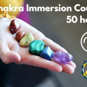 Chakra Immersion Course 50hr