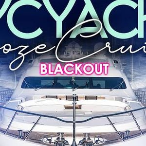 Spring Midnight Blackout Booze Cruise Party