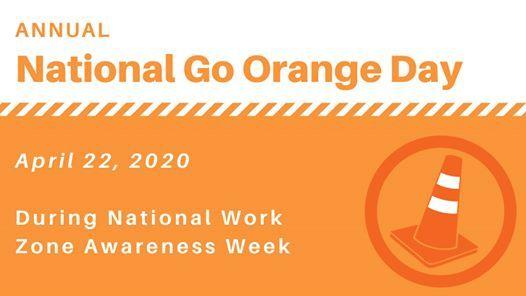 Go Orange Day 2020
