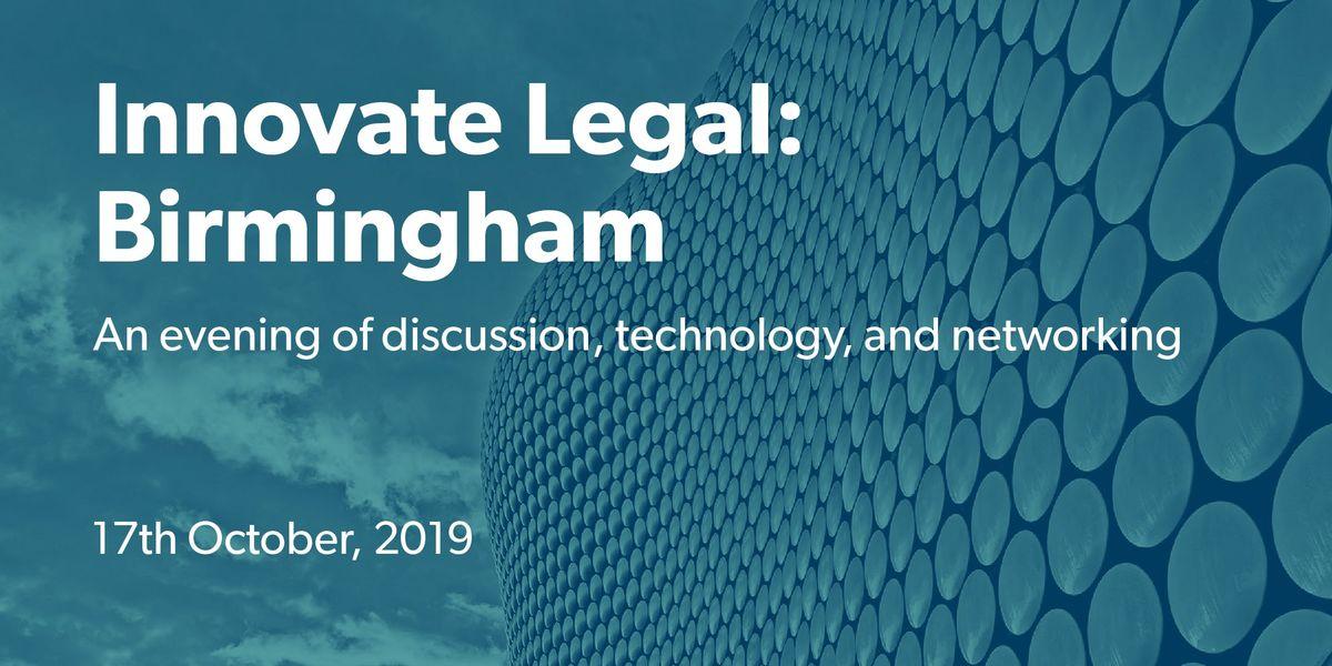 Innovate Legal Birmingham