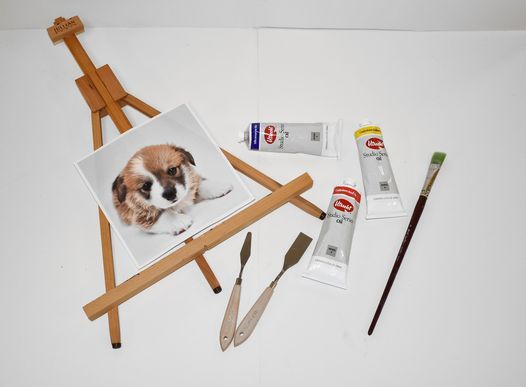 Adult Art Class: Oil Painting Pet Portraits, 25 August | Event in Fond du Lac | AllEvents.in