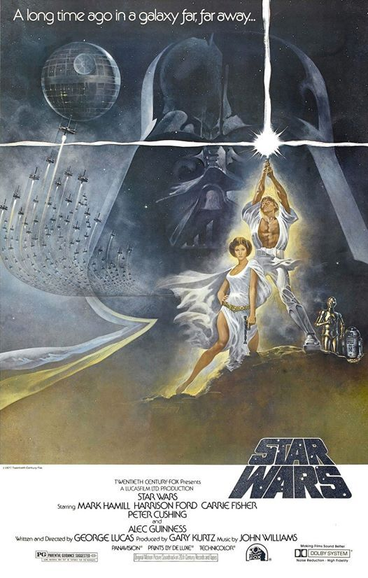 Rediscover Star Wars Episode IV A New Hope (1977)
