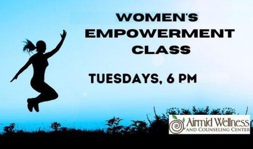 Virtual WOMEN's EMPOWERMENT class, 1 December   Online Event   AllEvents.in